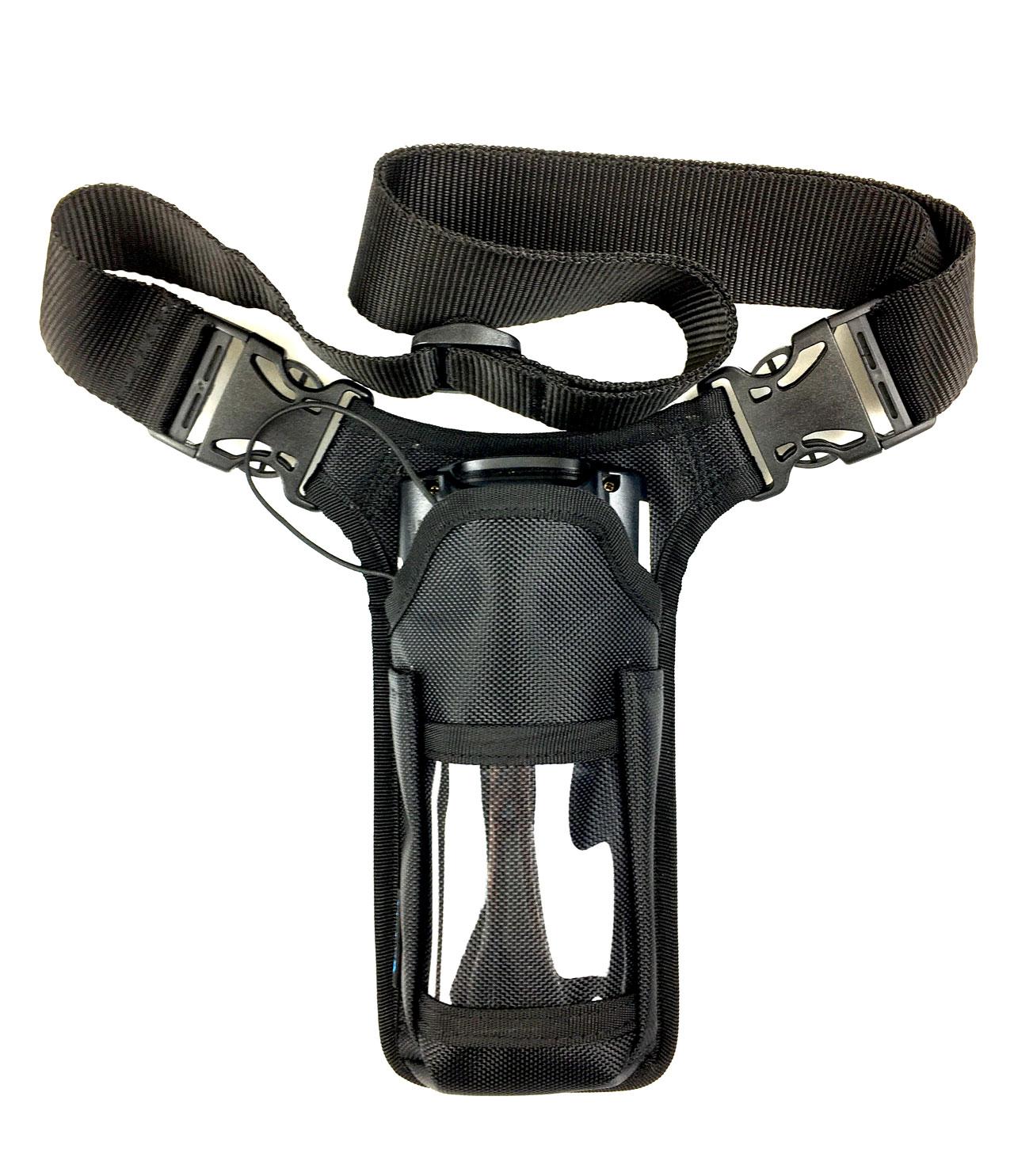 Soft fabric holster for Zebra МС 32N0